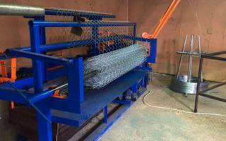 Производство сетки рабицы как бизнес в 2020 году