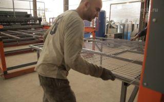 Производство заборов и ограждений: оборудование + технология изготовления 2019