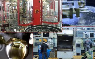 Производство смесителей: оборудование + технология изготовления 2019