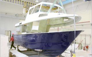 Производство катеров: оборудование + технология изготовления 2019