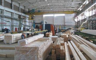 Производство клееного бруса как бизнес в 2019 году