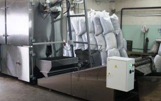 Производство жареных семечек: оборудование для жарки, работа линии