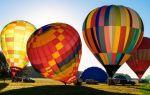 Полеты на воздушных шарах (монгольфьерах) как бизнес 2019