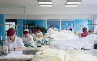 Производство постельного белья, оборудование и технология пошива