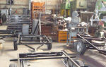 Производство прицепов: оборудование + технология изготовления 2019