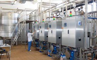 Производство сгущенного молока (2020): оборудование, технология изготовления