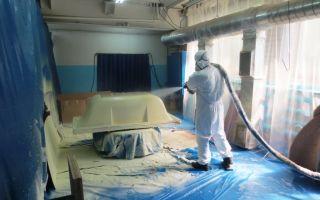 Производство акриловых ванн: оборудование + технология изготовления 2019