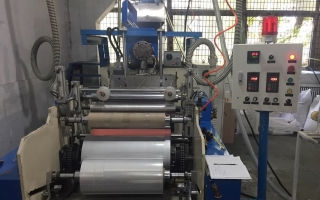 Производство стрейч-пленки: оборудование + технология изготовления 2019