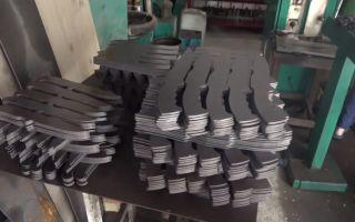 Производство ножей: оборудование + технология изготовления 2019