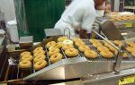 Производство пончиков и оборудование для изготовления и продажи