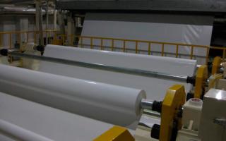 Производство натяжных потолков из пвх-пленки: оборудование + технология изготовления 2019