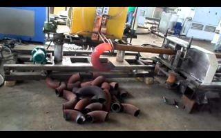 Производство отводов для труб: оборудование + технология изготовления 2019