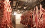 Производство мяса (свинины, говядины): оборудование + технология изготовления 2019