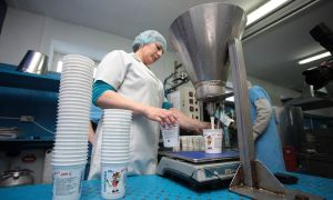 Производство сметаны и технология изготовления — как делают
