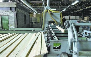 Производство вагонки из дерева: оборудование + технология изготовления 2020