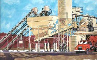 Производство бетона как бизнес в 2020 году