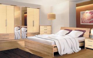 Производство спален (спальных гарнитуров): технология, оборудование
