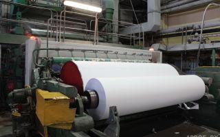 Производство бумаги из макулатуры: оборудование + технология изготовления 2020