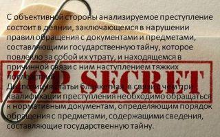 Служебная тайна: это то, что не должно стать достоянием широких масс