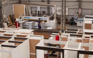 Производство корпусной мебели: оборудование + технология изготовления 2019