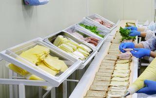 Производство сэндвичей: оборудование + технология изготовления 2019 бутербродов