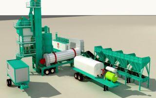 Производство асфальта: оборудование + технология изготовления 2020