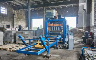 Производство керамзитобетонных блоков: оборудование + технология для 2019