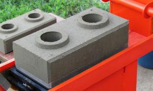 Производство лего-кирпича (2019): оборудование, технология, станок
