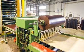 Производство фанеры: оборудование + технология изготовления 2019