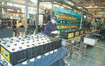 Производство аккумуляторов: оборудование + технология изготовления 2019