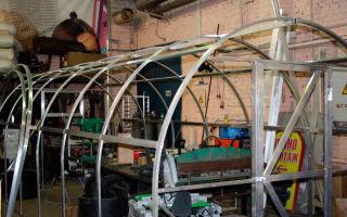 Производство теплиц: оборудование + технология изготовления 2019 профилей