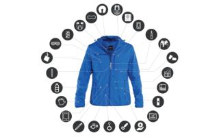 Куртка baubax, успех кампании на $9,2 млн. и версия 2.0, набравшая уже $1,4 млн.
