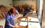 Производство стульев и технология как делают