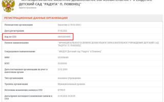 Сводный реестр убп организации — что это, расшифровка участников и неучастников бп