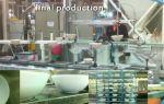 Производство посуды: оборудование + технология изготовления 2019