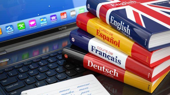 Открыть курсы иностранного языка