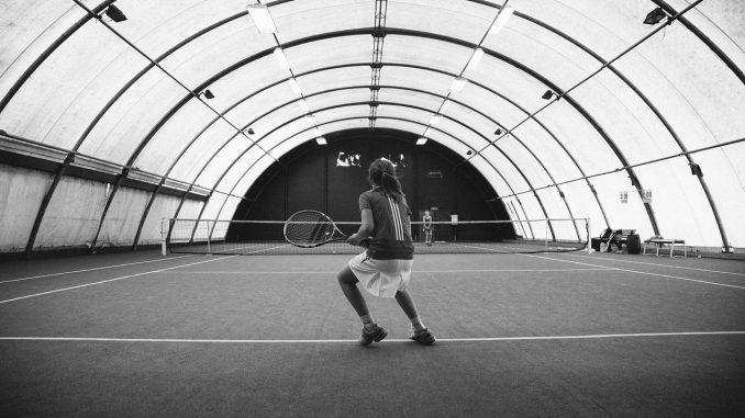 Бизнес идея: как открыть теннисный корт