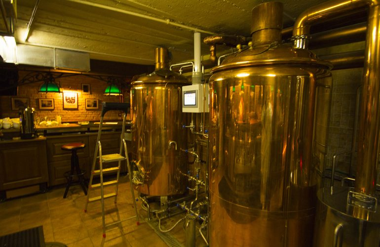 Производство пива в домашних условиях