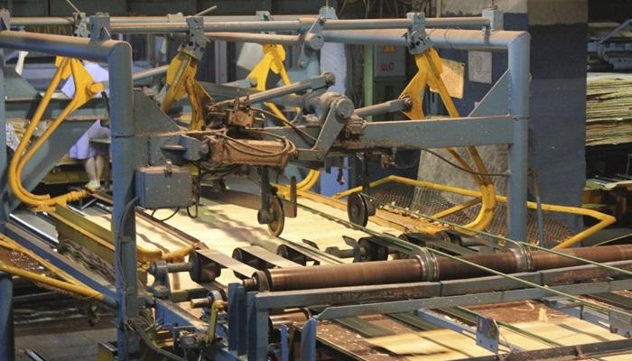 Производство фанеры в россии: технология и оборудование