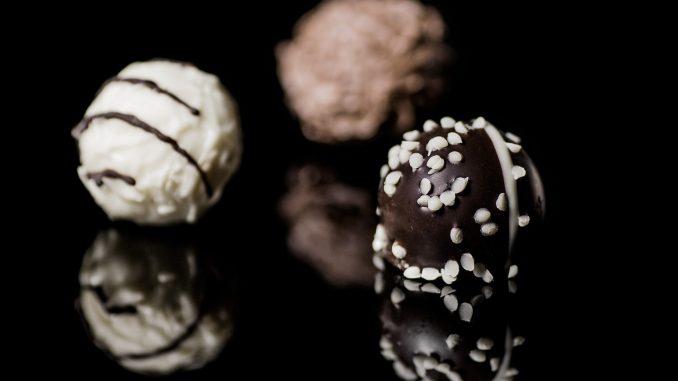 Схема производства конфет
