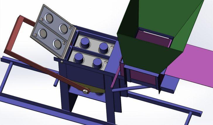 Кирпич Лего описание и достоинства оборудование для производства