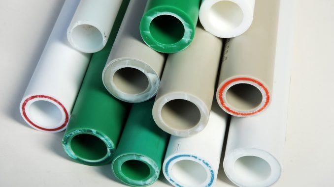 Как делают пластиковые трубы