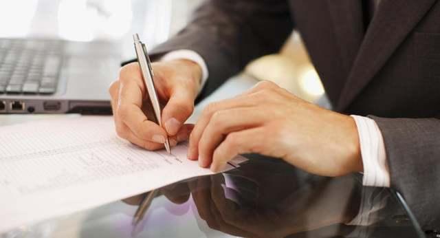 Доверенность на право заверения документов. Образец бумаги