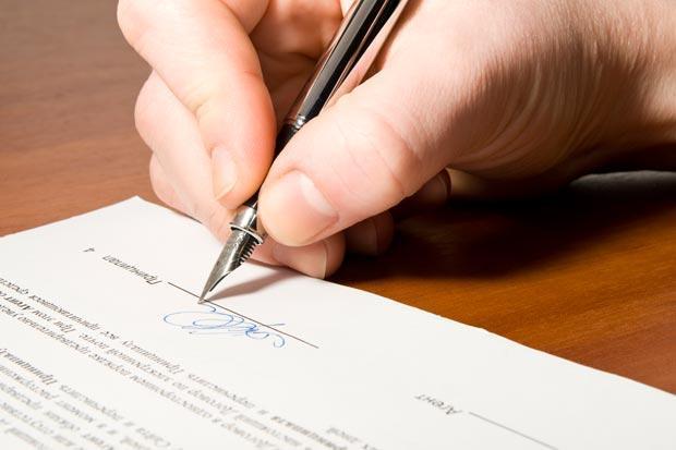 Кто подписывает акты выполненных работ. Передача полномочий