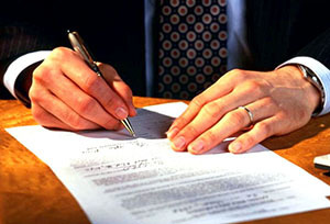 Форма доверенности на получение документов. Рекомендации по заполнению