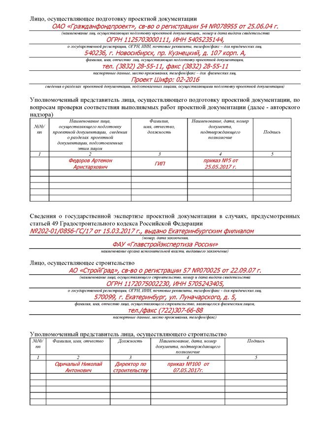 Особенности оформления журнала производства работ в строительстве - порядок заполнения каждого отдела