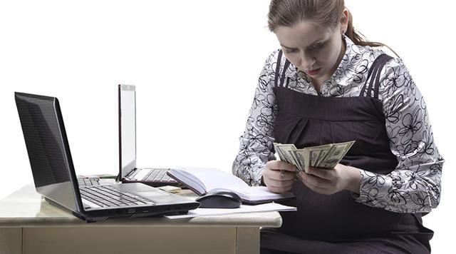 Декретные выплаты безработным