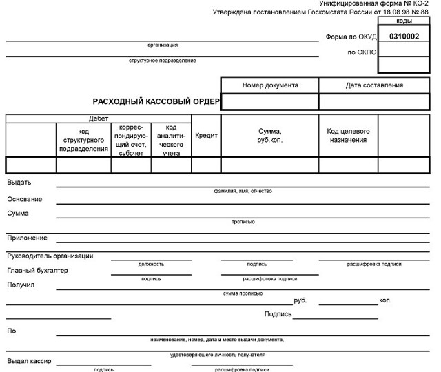 Как заполнить журнал кассира-операциониста по образцу, перечень необходимых документов, порядок регистрации